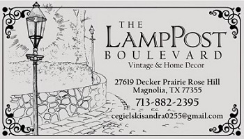 The LampPost Boulevard Logo