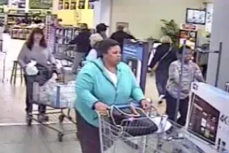 Suspect Sought In Tomball Walmart Fire
