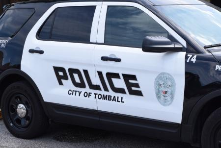 Hotel Robbery In Tomball
