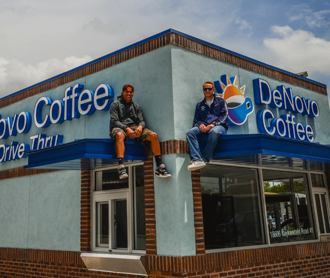 DeNovo Coffee, Coming to Tomball