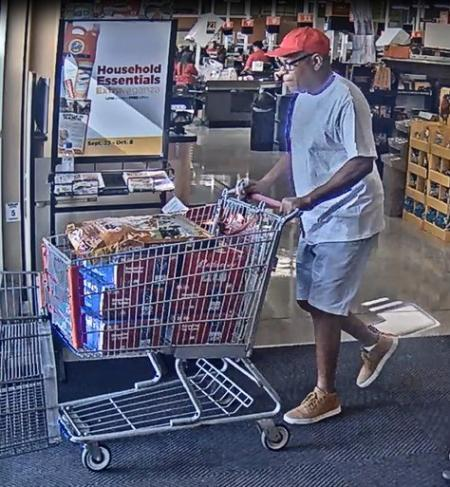 TPD Looking For Theft Suspect