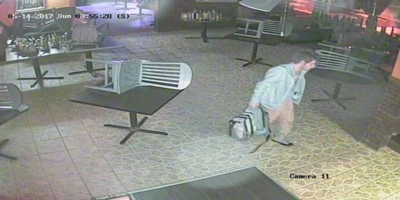 Tomball Police Looking For Burglar