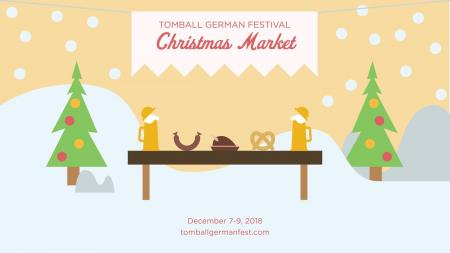 Tomball German Festival Christmas Market