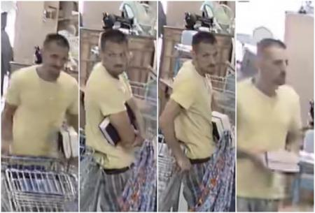 Theft Suspect Wanted By TPD