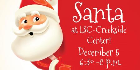 Get Your Picture With Santa!