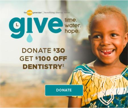 Tomball Smiles Dentistry Helping To Bring Clean Water Overseas