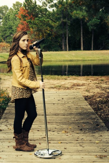 Tomball Singing Sensation Rocks The Rodeo